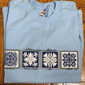 "2 for $15 kids ""Hawaiian attitudes"" tee shirt"